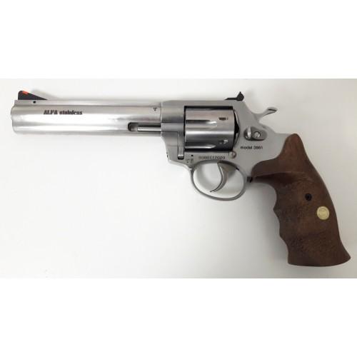 Revolver ALFA PROJ 3861, .38 Spec., 6