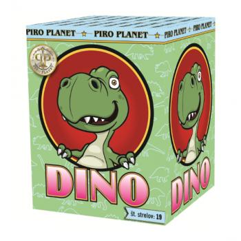 SET PIROLJUB M (Dino+Troja)