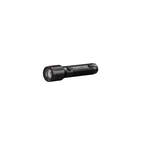 Ročna svetilka LEDLENSER P5R Core, črna