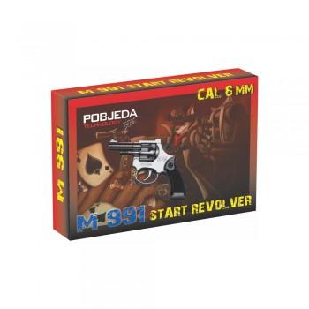 REVOLVER model 991, 6MM