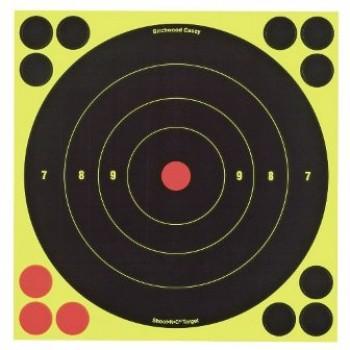 TARČE BIRCHWOOD CASEY, SHOOT NC, 60 KOS