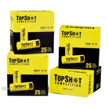 TOPSHOT COMPETITION TRAP 12/70