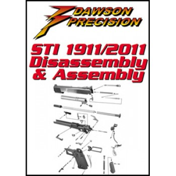 DVD DAWSON STI 1911/2011 DISSAS.&ASSEMBLY