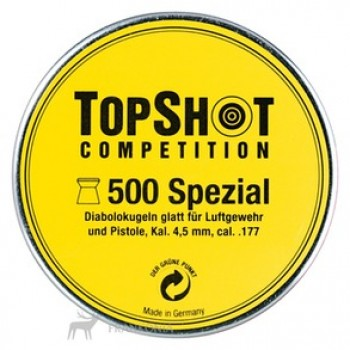 DIABOLE TOPSHOT COMPETITION LG+LP, 4,5 MM