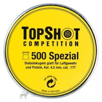 DIABOLE TOPSHOT COMPETITION LG+LP, 4,5 MM
